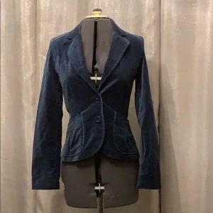 Velvet Jewel Tone Jacket